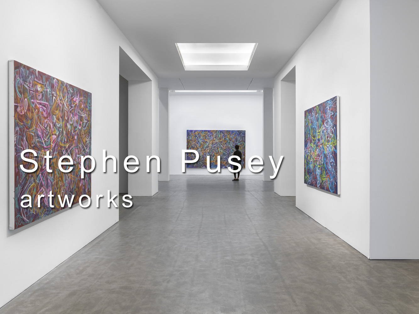 Stephen Pusey artworks